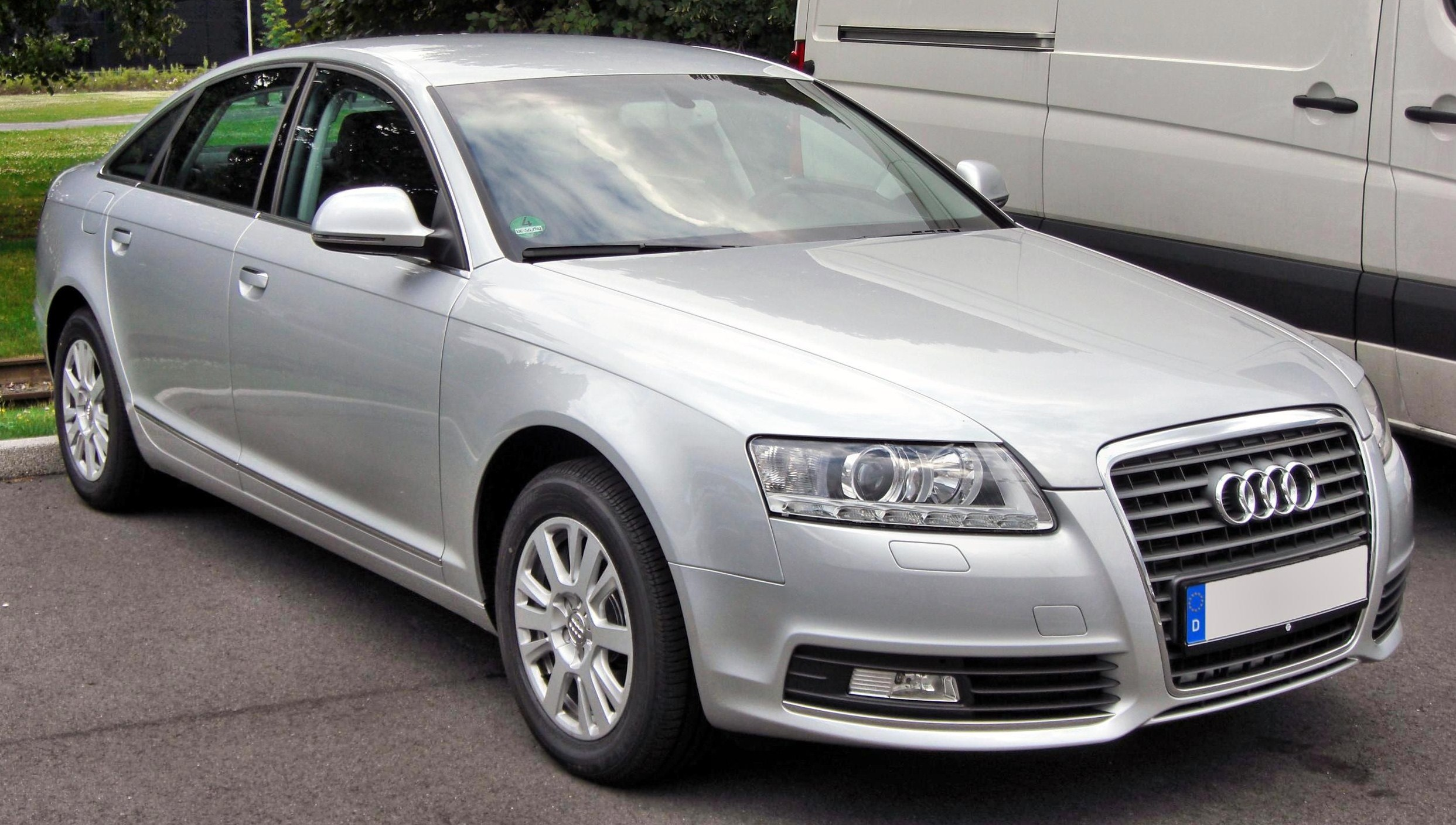 file audi a6 c6 facelift 20090712 front jpg. Black Bedroom Furniture Sets. Home Design Ideas
