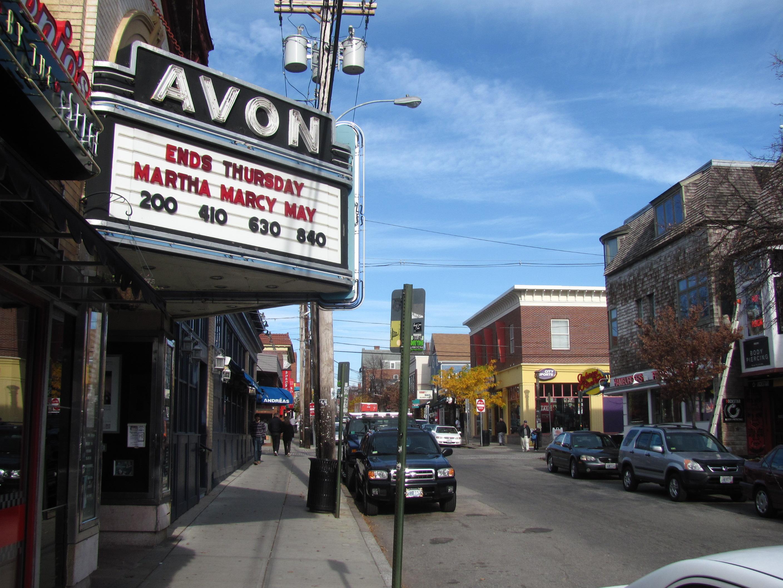 Avon Cinema Rhode Island