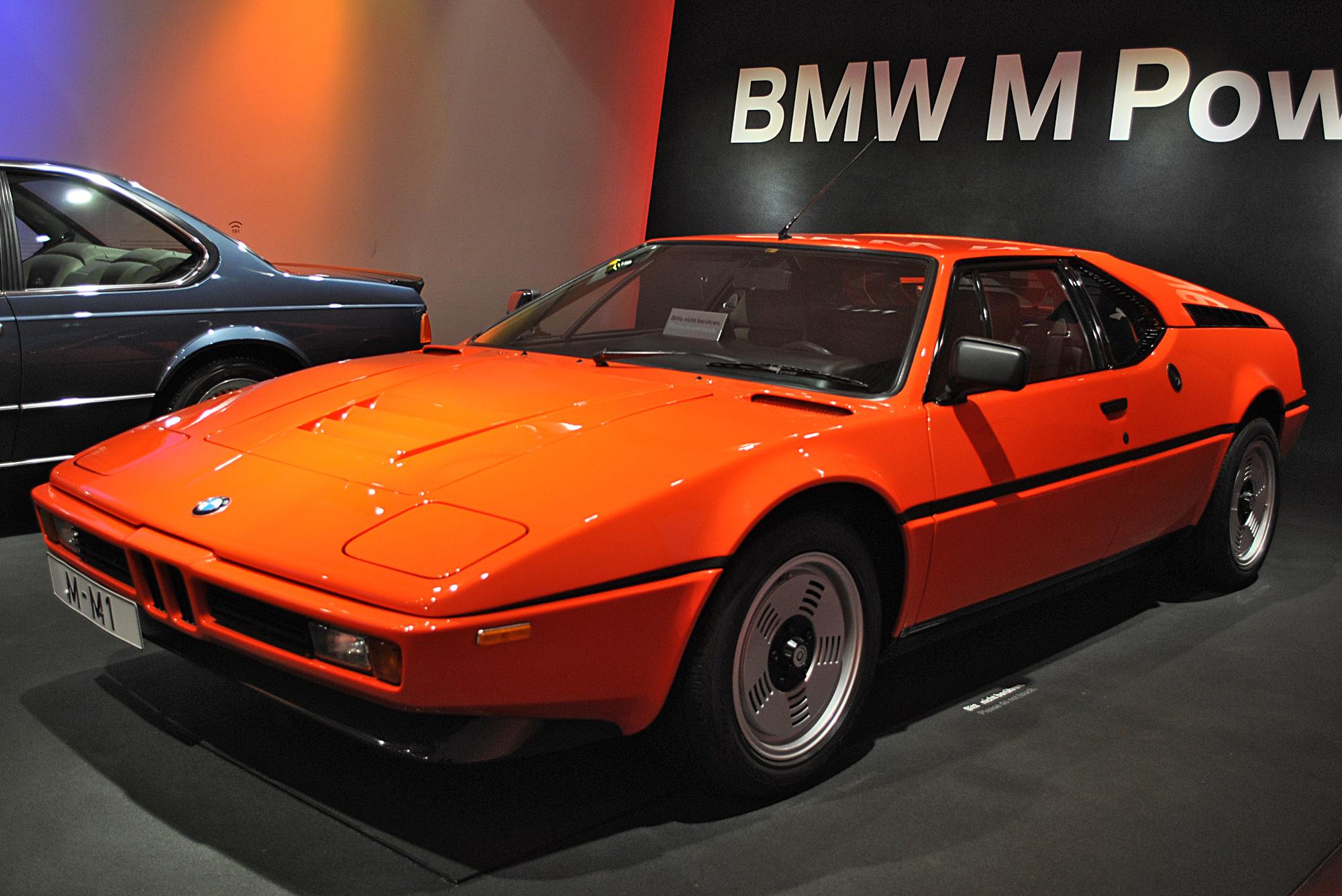 M1: File:BMW-M1-BMW-Museum.jpg