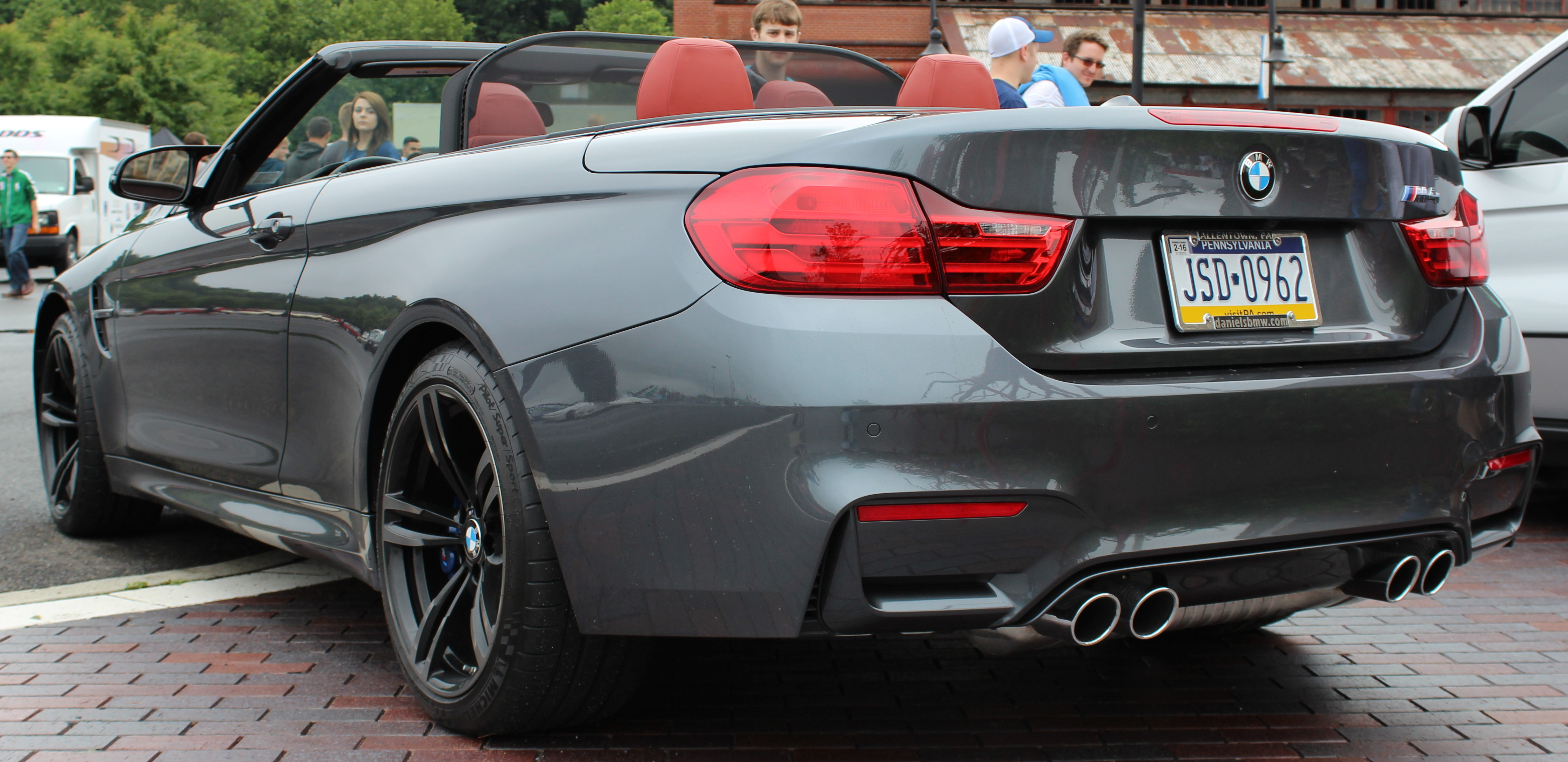 Bmw M Convertible Car Cover