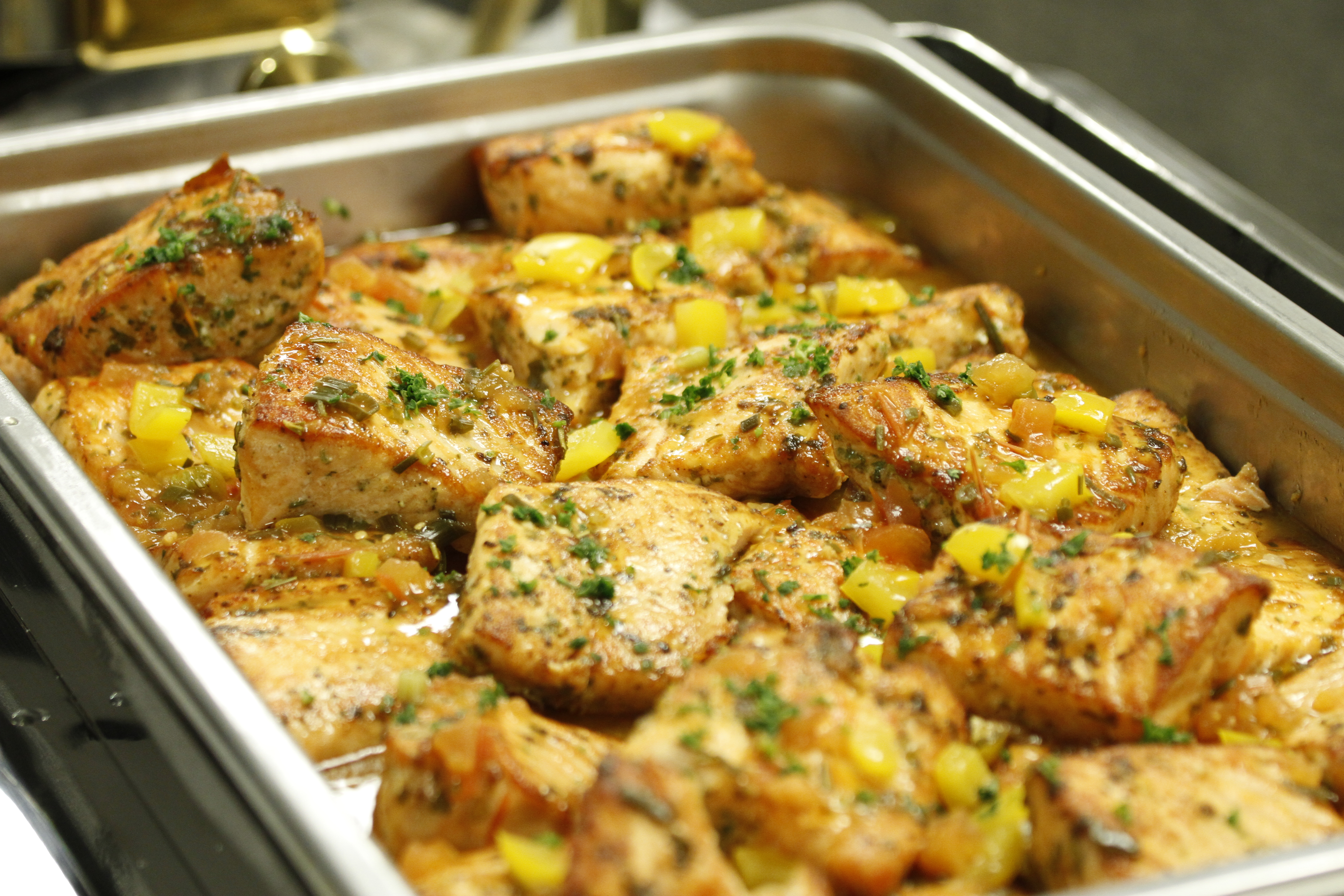 Lean meats are a great source of protein for anyone with COPD.