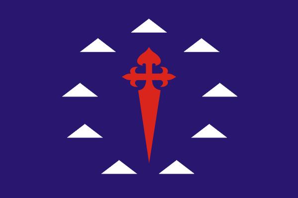 Depiction of Santiago del Teide
