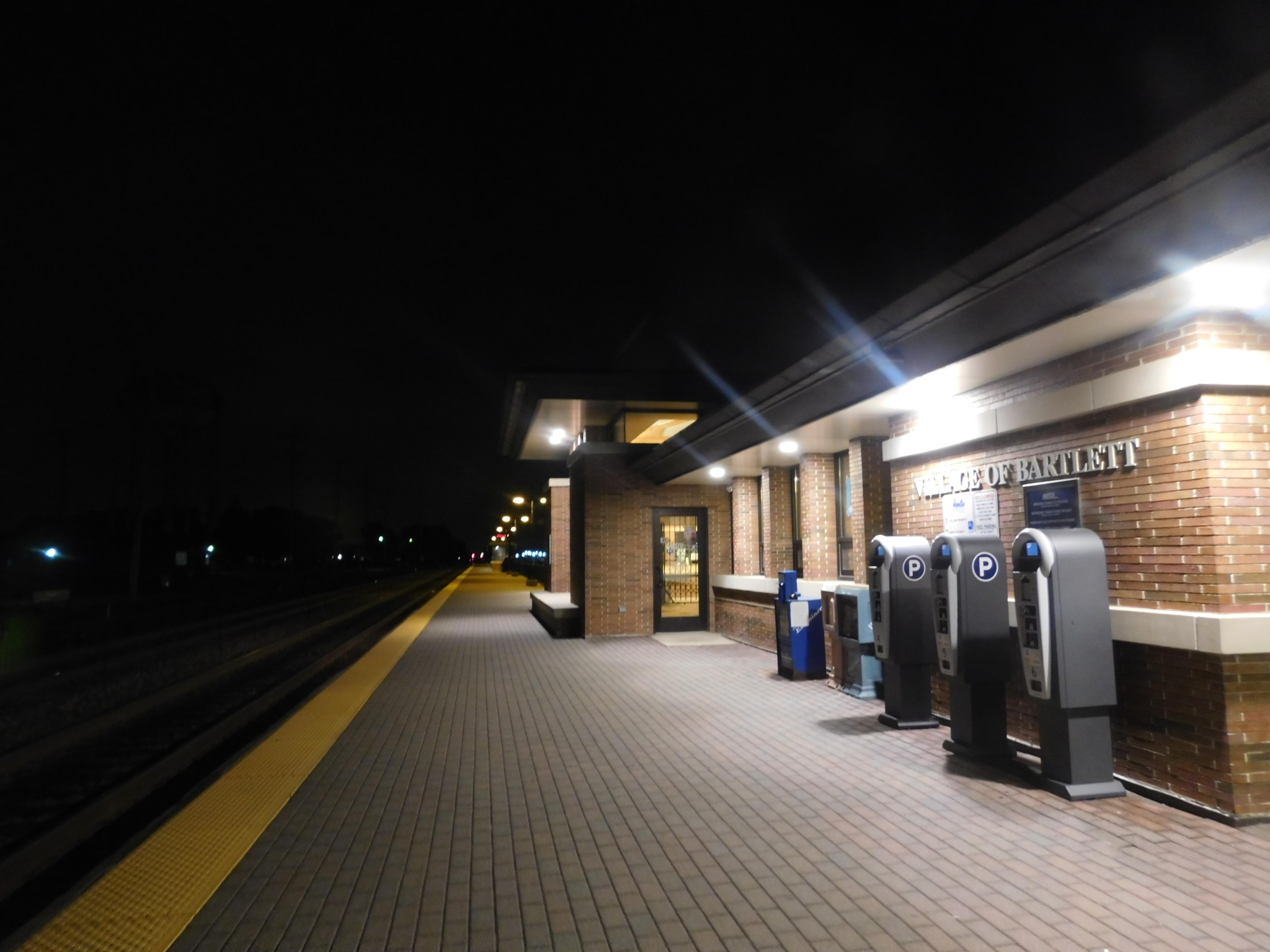 Bartlett station - Wikipedia