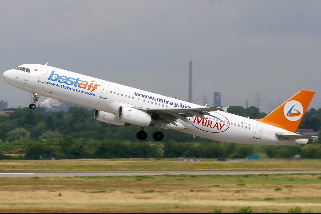 Meilleure compagnie aérienne Air (Best Air) .2