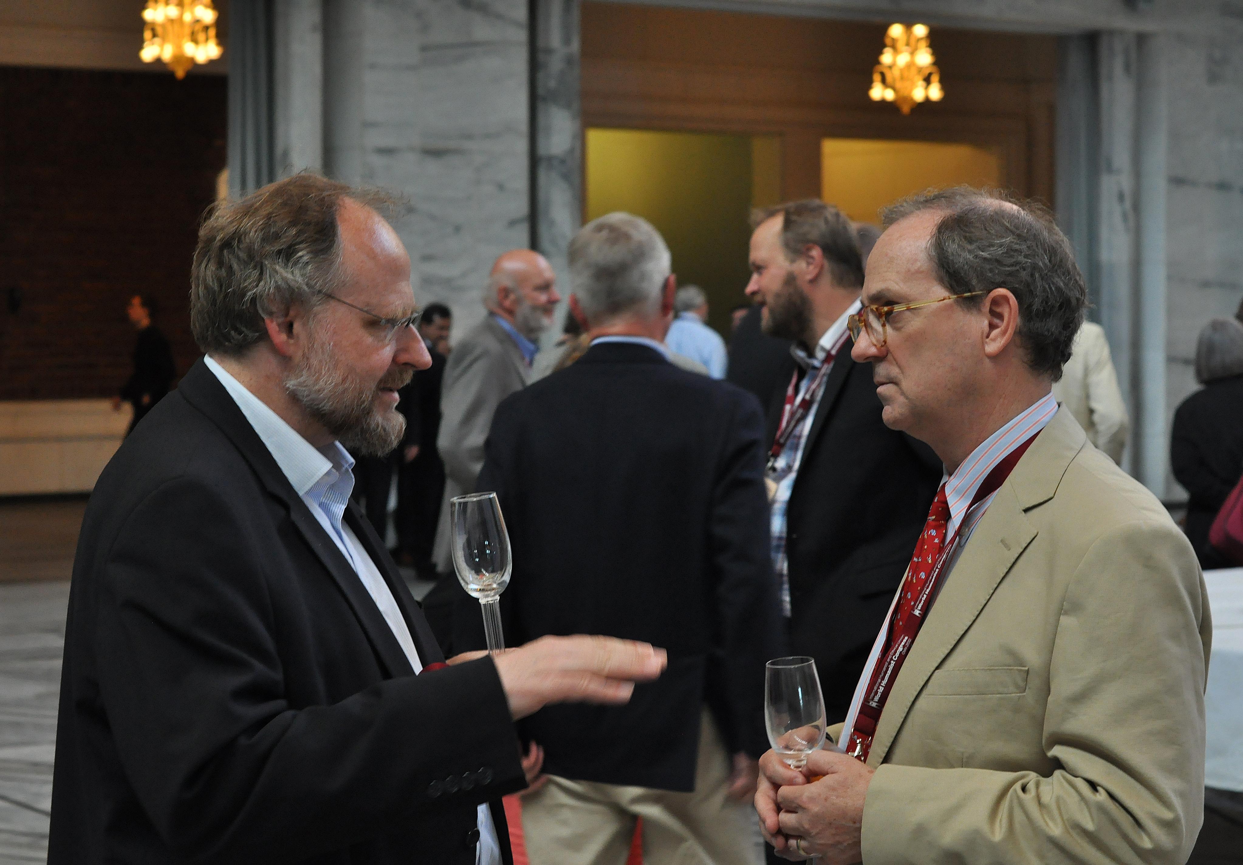 Heiner Bielefeldt is in the left
