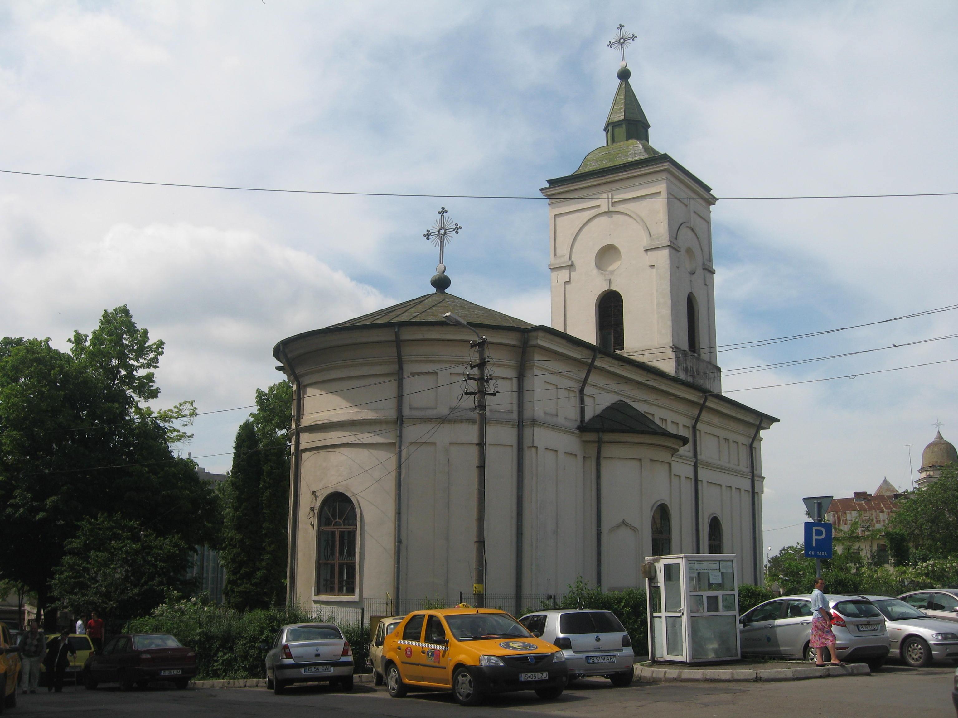 Biserica Mitocul Maicilor din Iași