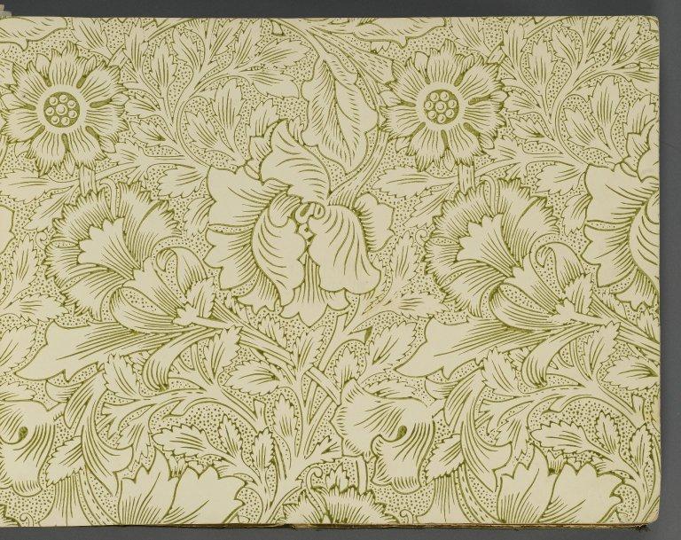Morris museum wikipedia autos post for Wallpaper samples