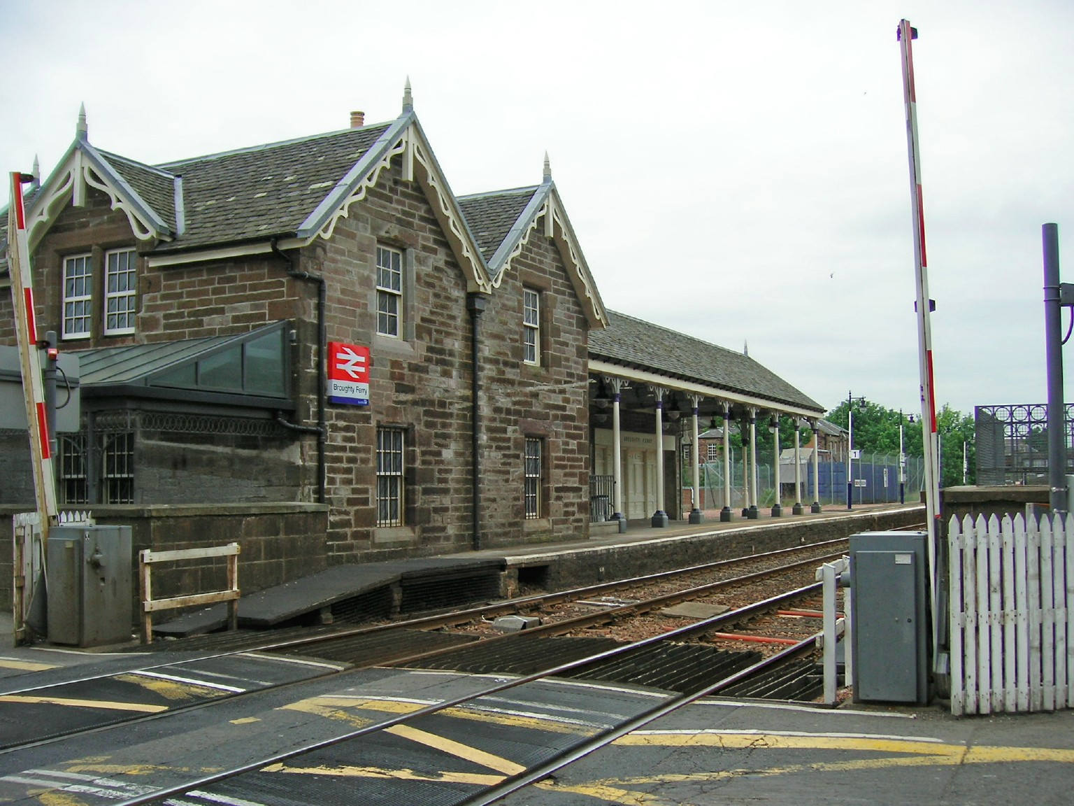 Station Broughty Ferry
