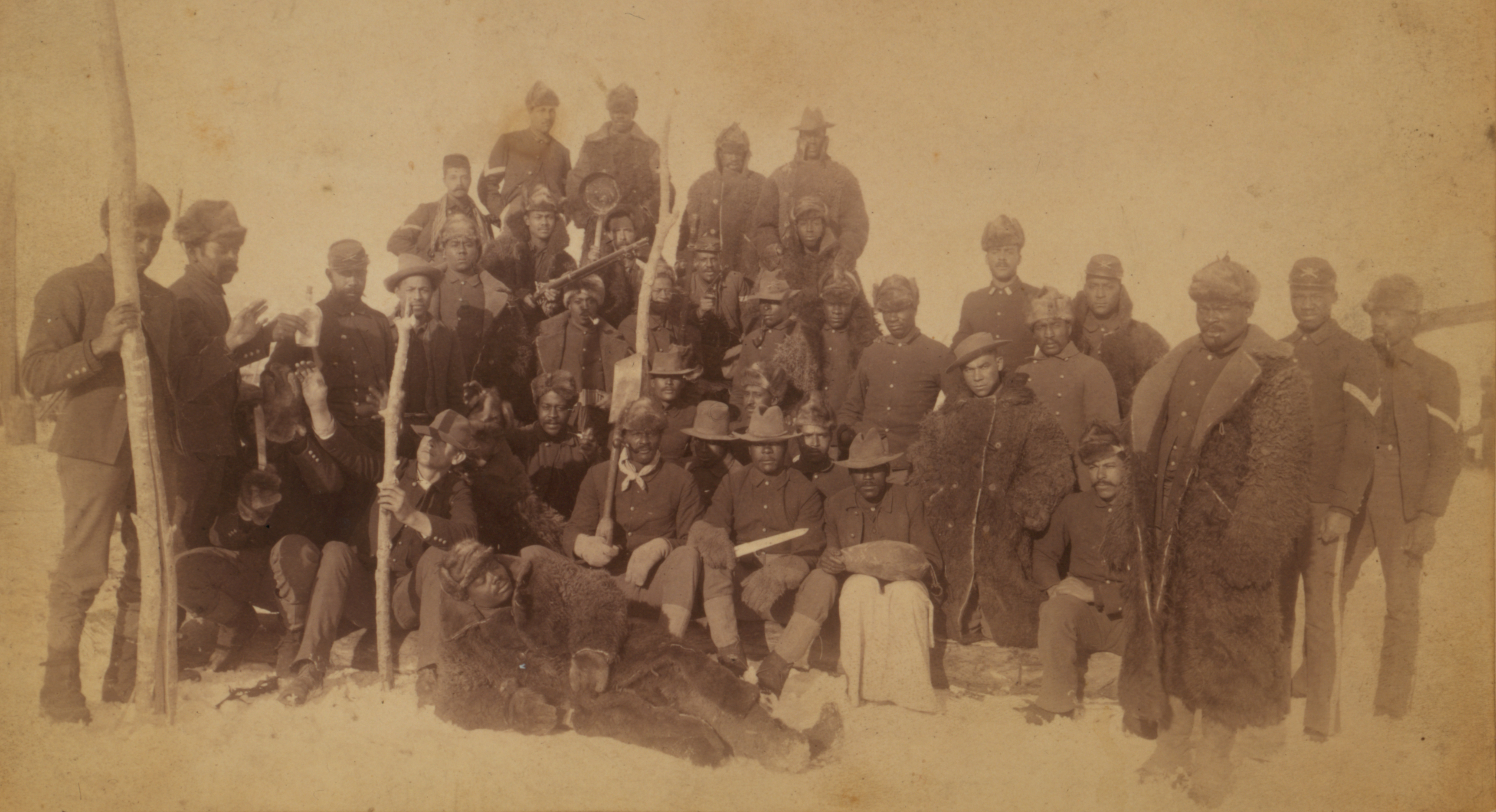 Description Buffalo Soldiers