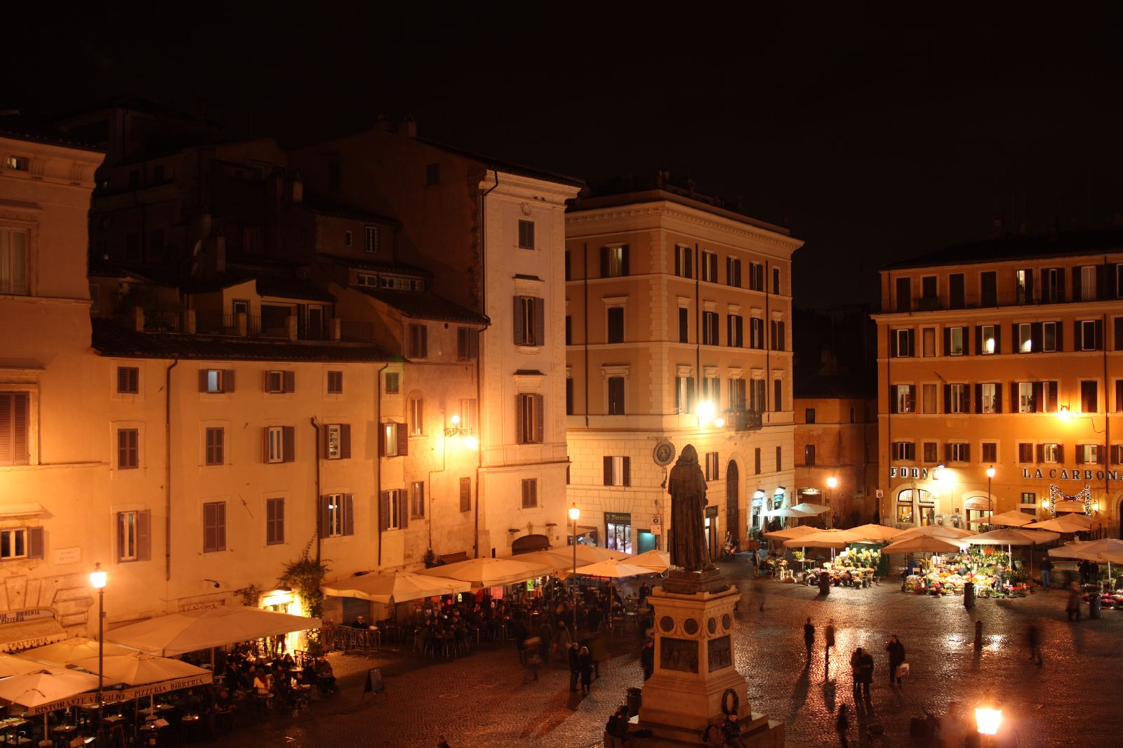 campo de fiori rome nightlife guide - photo#11