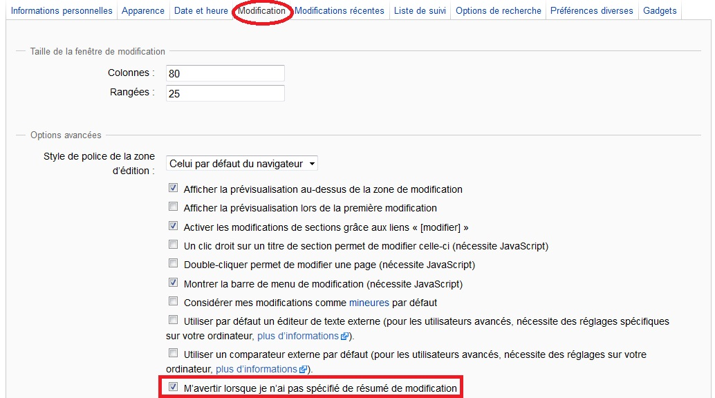 Fichier Capture D Ecran Preference Modification Jpg Wikipedia