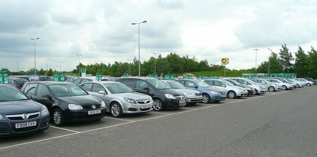 Car Rental Stansted Airport Alamo
