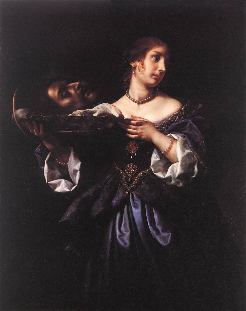 File carlo dolci salome with the head of st john the for Carlo docci