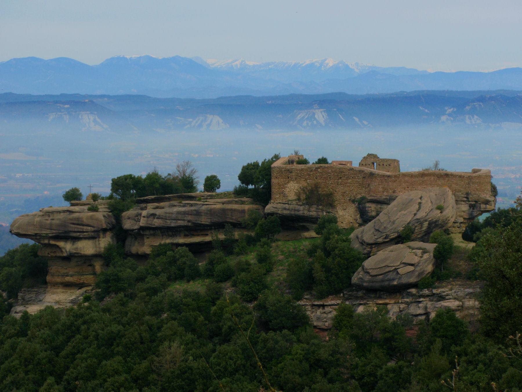 Castillo de Taradell
