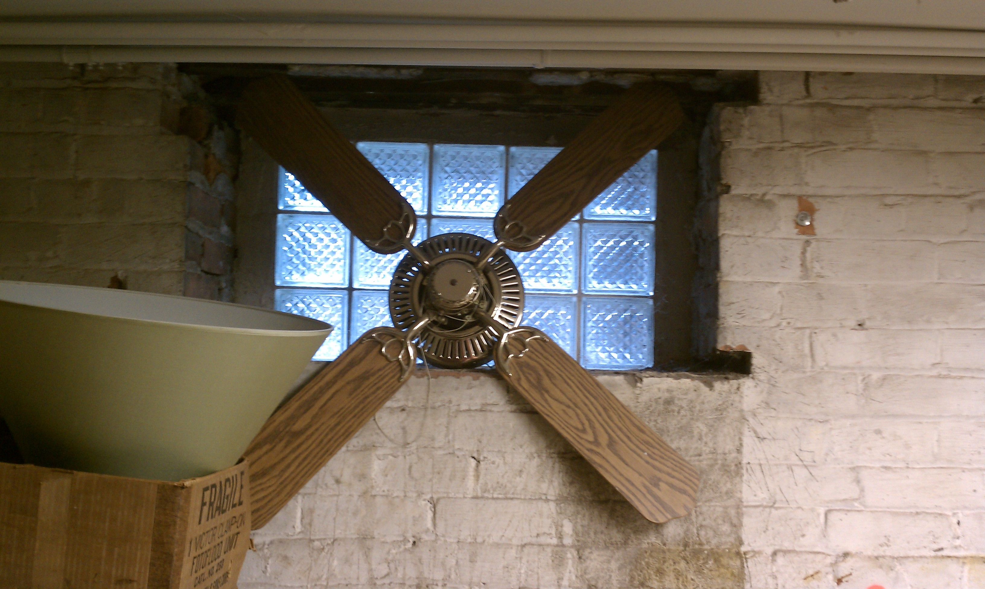 file ceiling fan in a basement wikimedia commons