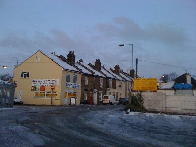 File:Charles Street, Strood - geograph.org.uk - 1626631.jpg