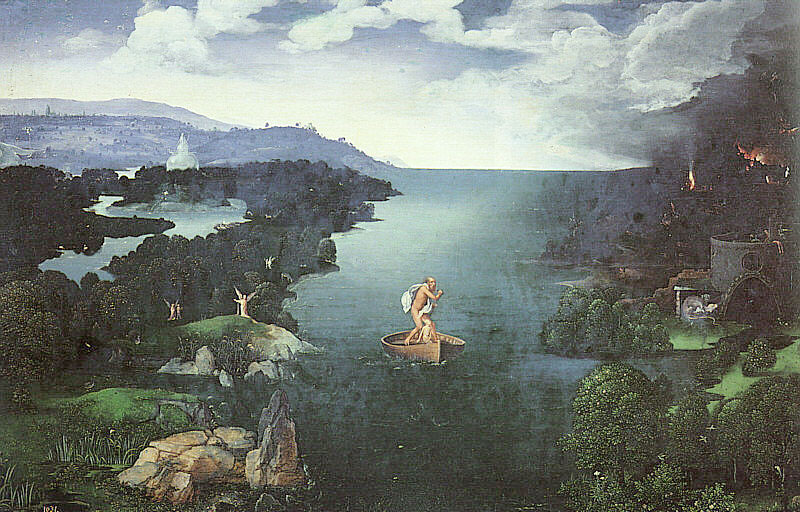 Charon Mythologie Wikipedia