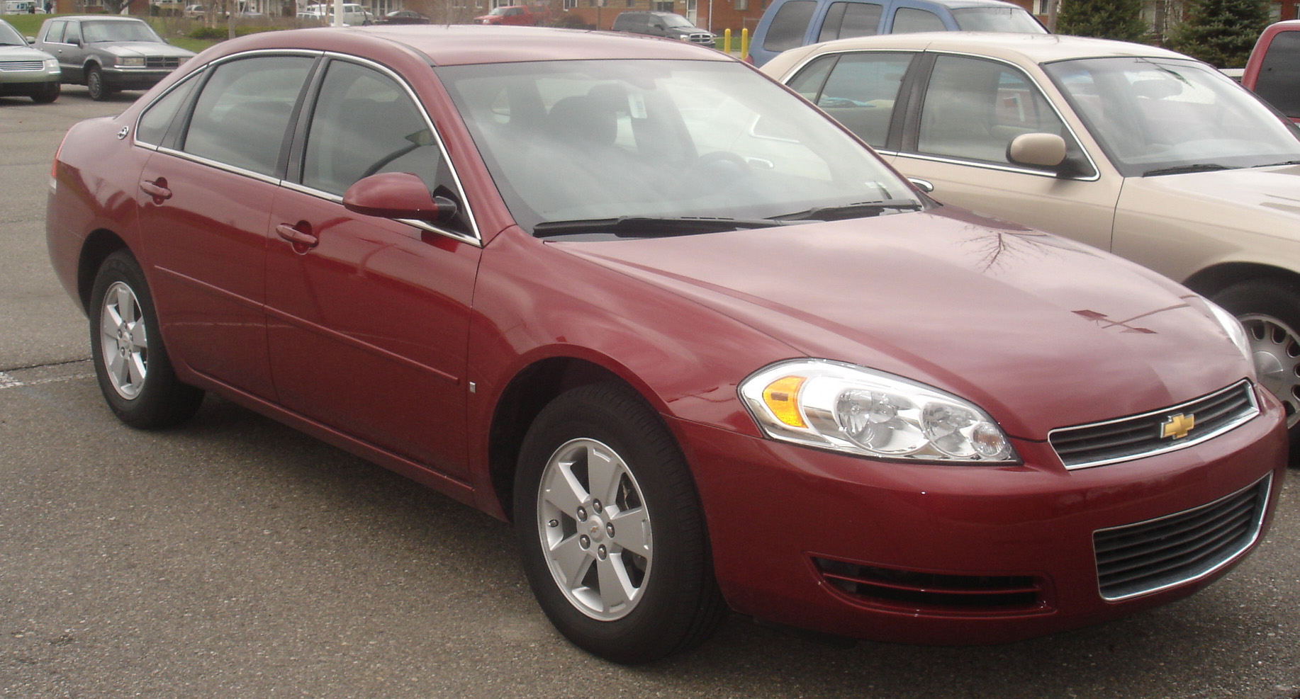 Image Result For Chevrolet Impala