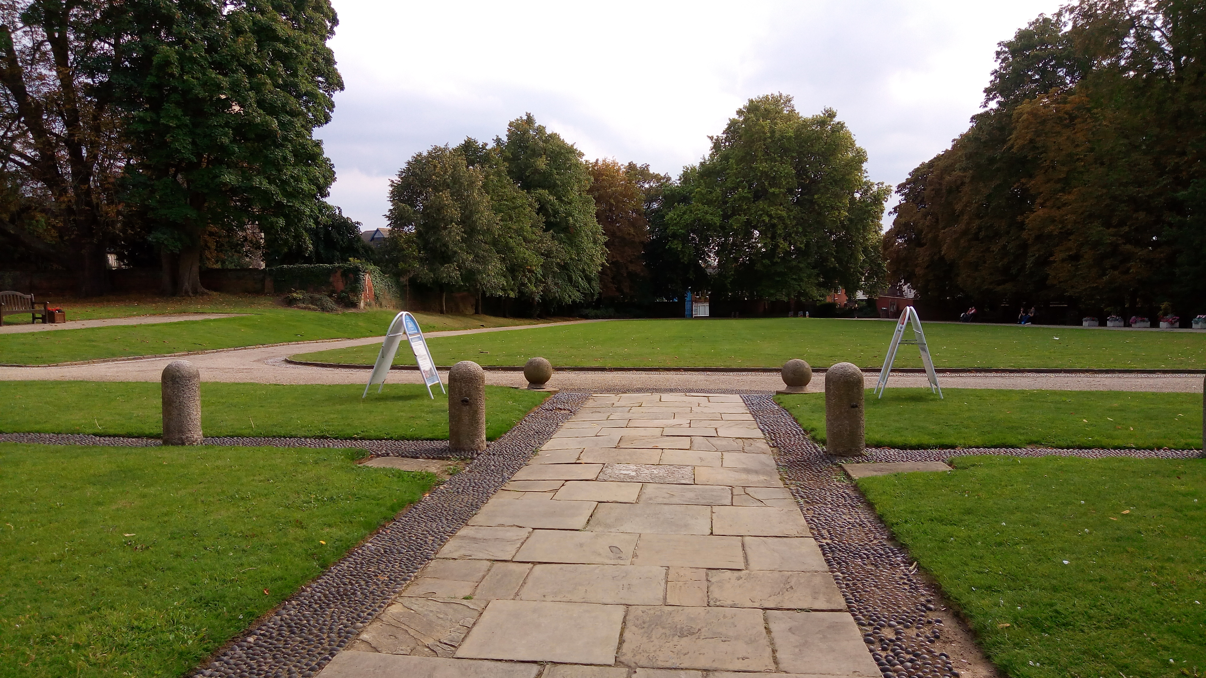 The Christchurch Park