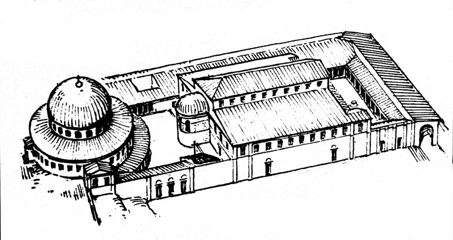 File Church Of The Holy Sepulchre Reconstruction Ca 345