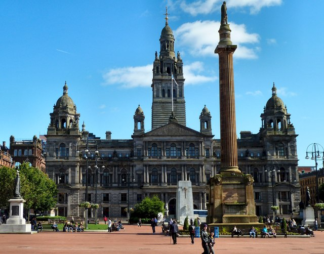 Glasgow City Council Building Warrants