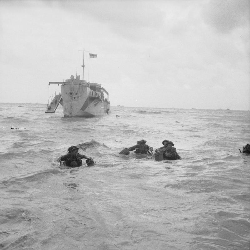 a history of the d day an invasion of normandy on june 6 1944 D-day was the invasion of normandy which took place on june 6, 1944, during world war ii, and saw allied airborne and seaborne forces land in france.