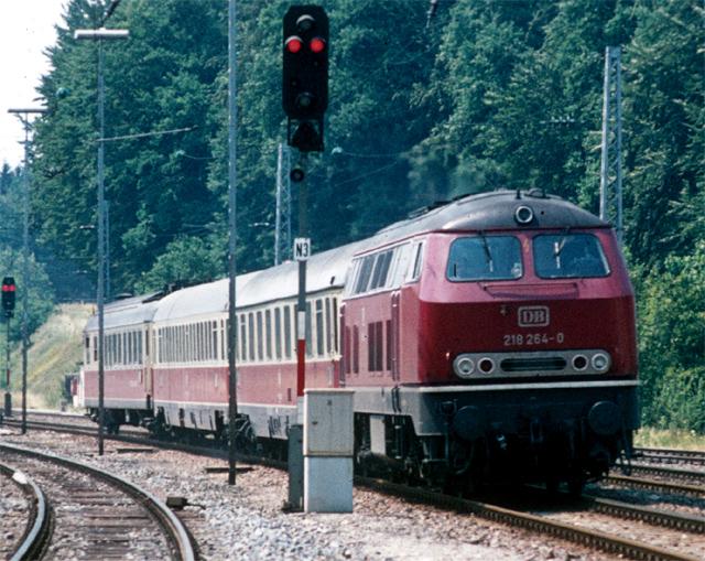 Allgäubahn Bayern Wikipedia