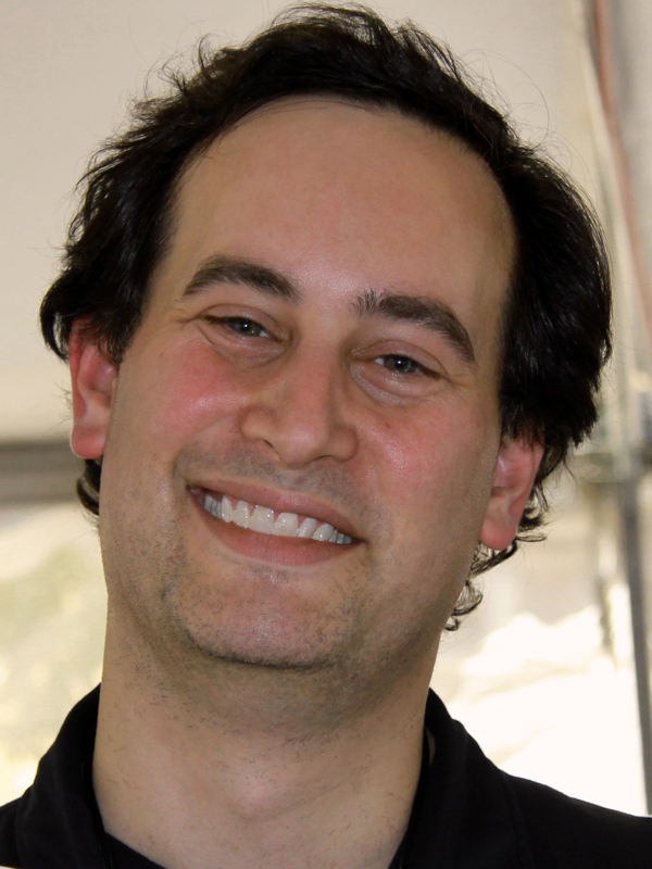 Portrait of David Levithan