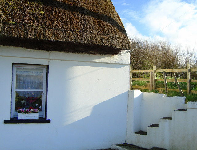 File:Detail of Cottage near Bundoran - geograph.org.uk - 1246781.jpg