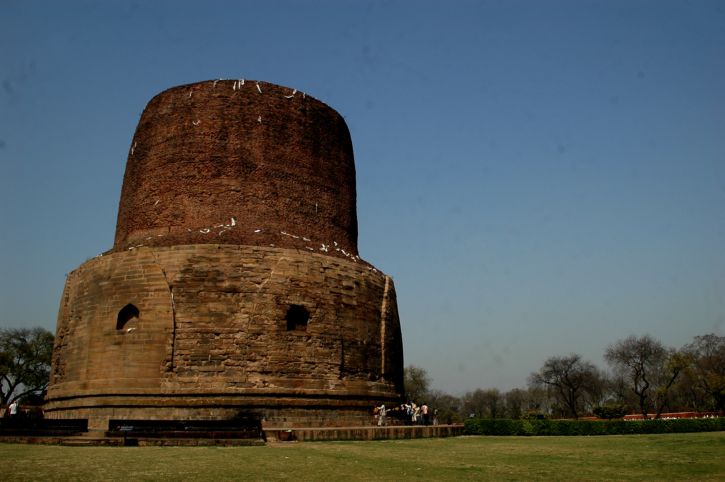 the saranath buddha Description sarnath is situated at a distance of 8 km from varanasi easily accessible by any conveyance there are several monuments at sarnath which are divided.