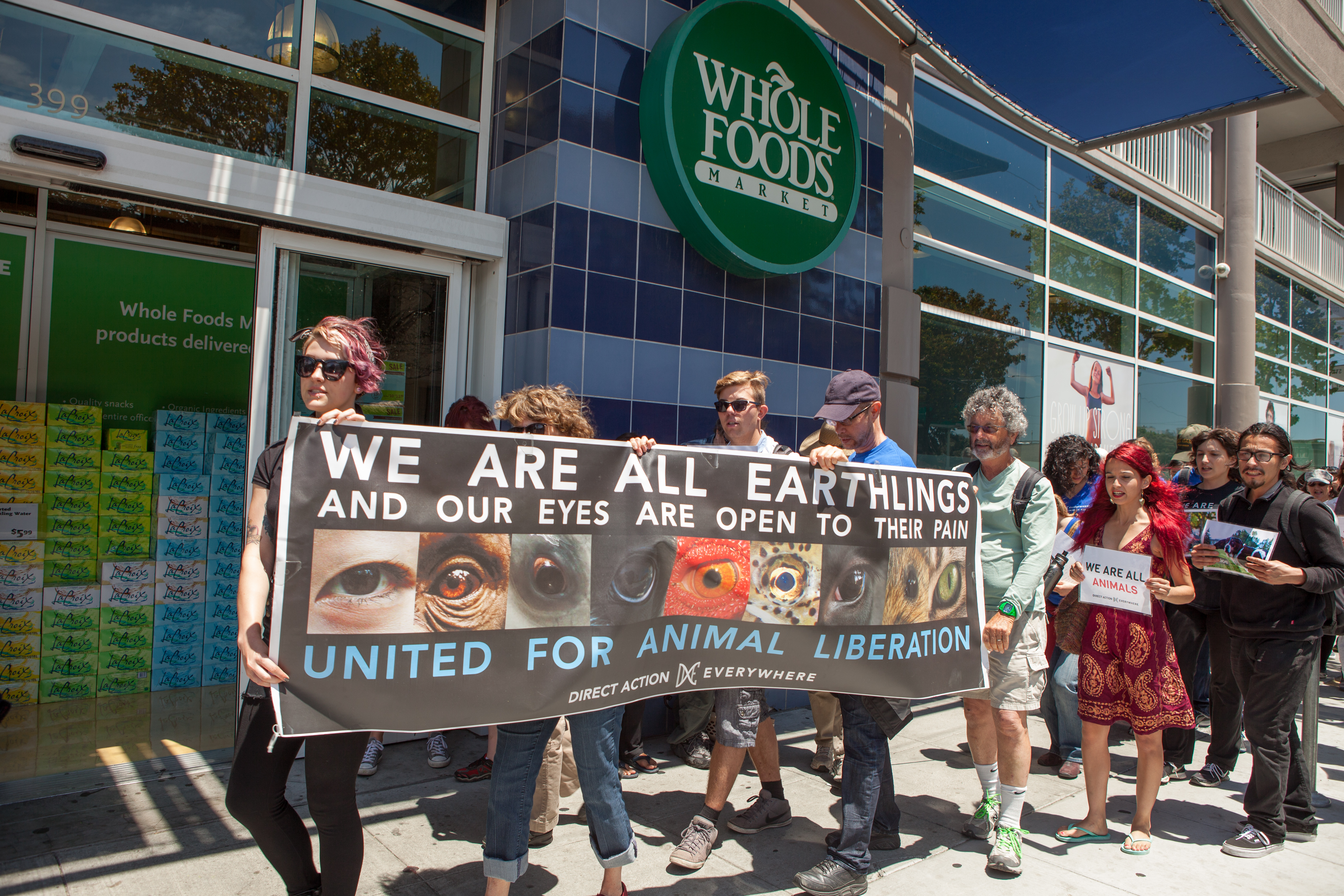 Whole Foods San Mateo Seafood Associate Team Leader