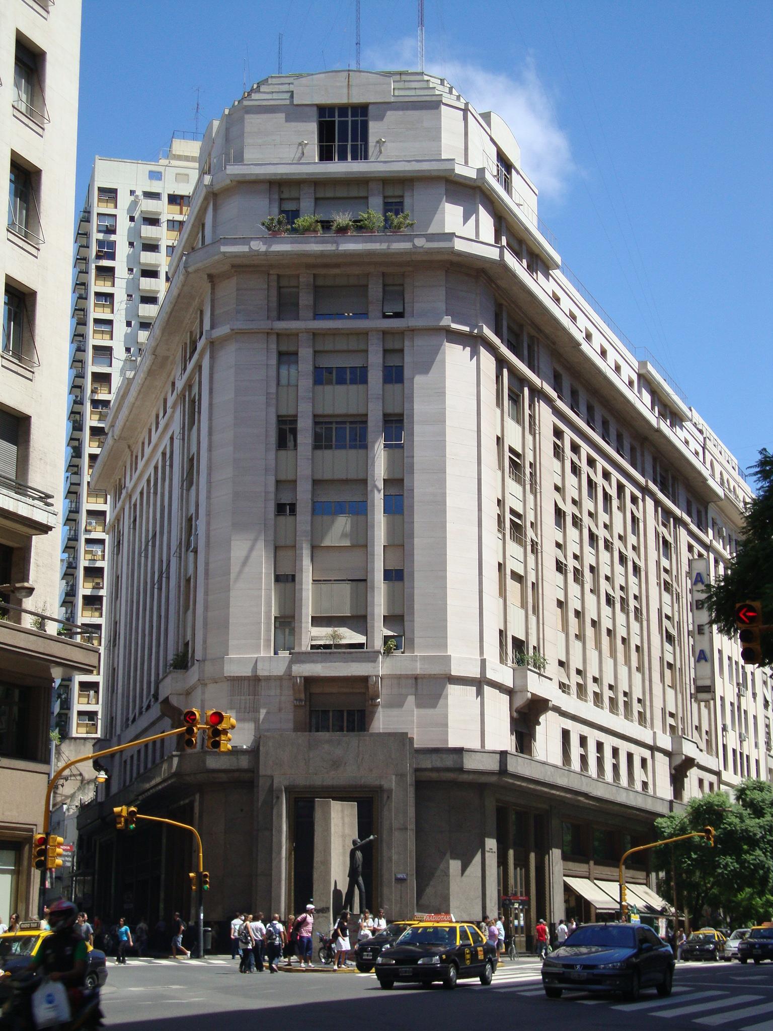 Edificio Volta - Wikipedia, la enciclopedia libre