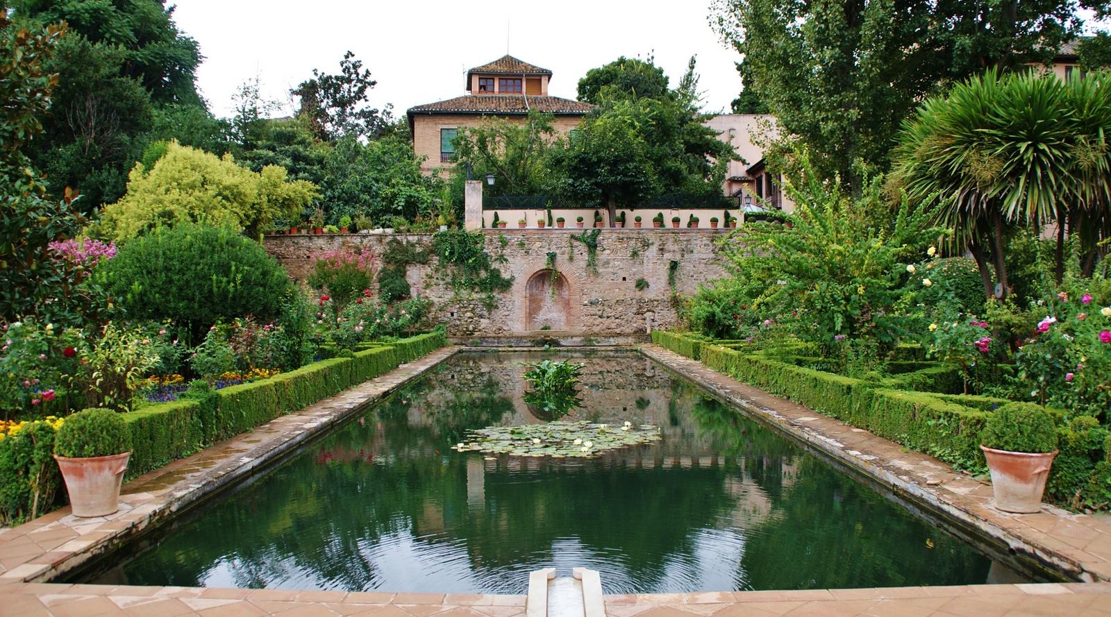 Jardines Alhambra Of File El Partal Y Jardines La Alhambra De Granada 16 Jpg
