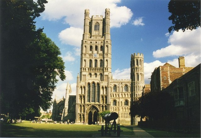 File:Ely Cathedral - geograph.org.uk - 343615.jpg