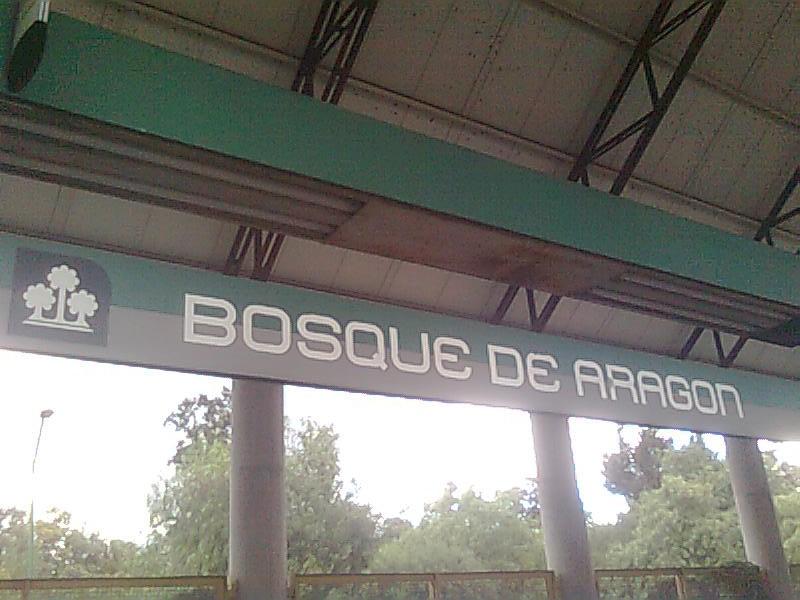 Metro Bosque De Arag U00f3n