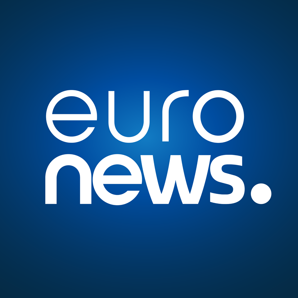 Image result for euronews logo