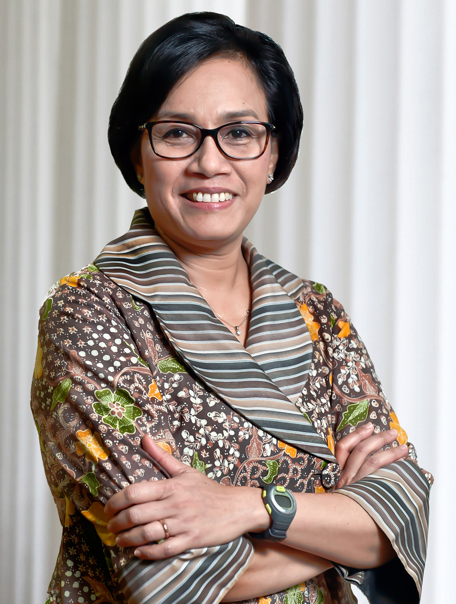 Image result for sri mulyani indrawati