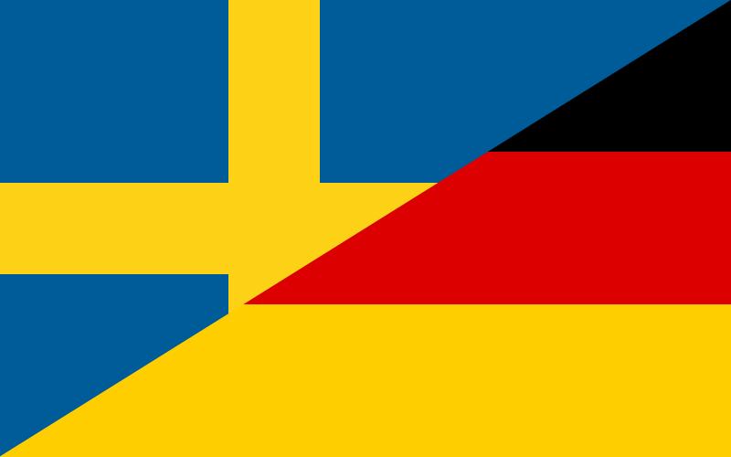 sverige-tyskland