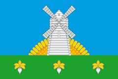 Flag of Tokaryovsky rayon (Tambov oblast).png