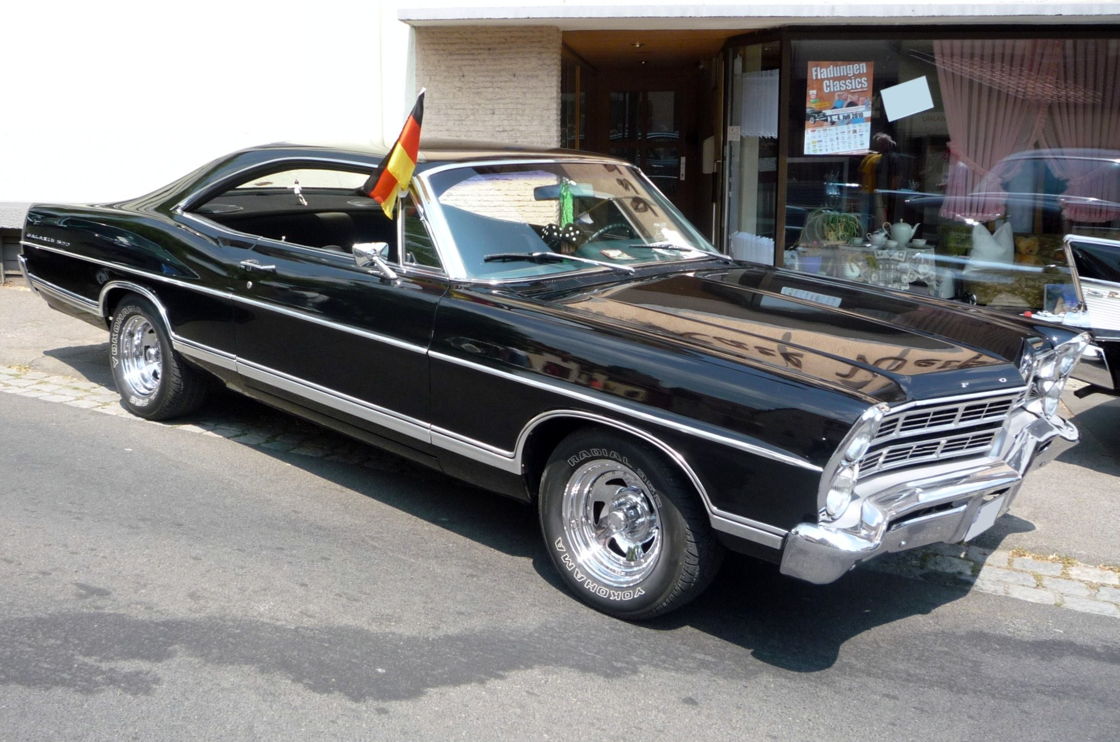 file ford galaxie 500 twodoor hardtop 1967 jpg. Cars Review. Best American Auto & Cars Review
