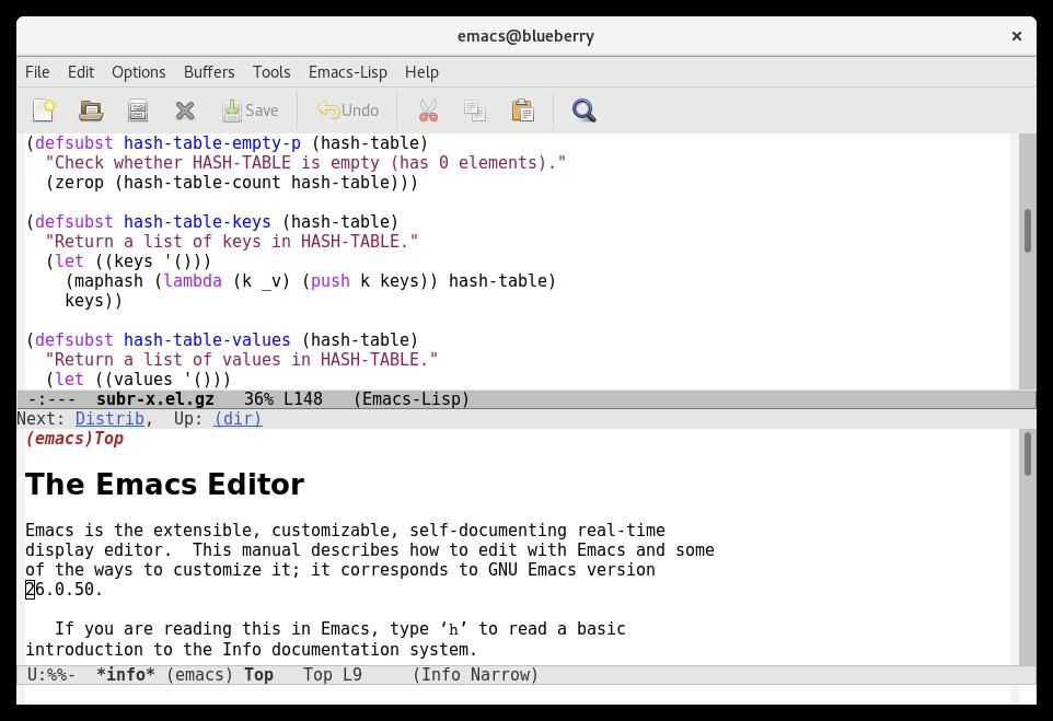 Gnu Emacs Wikipedia
