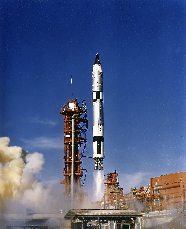 Gemini Space Program Rocket (page 2) - Pics about space