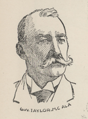 George W. Taylor (politician) American politician