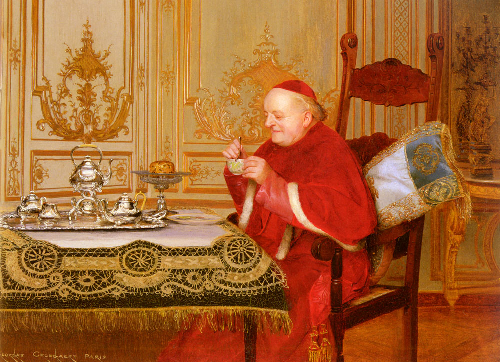 Жорж Крегер Teatime.jpg