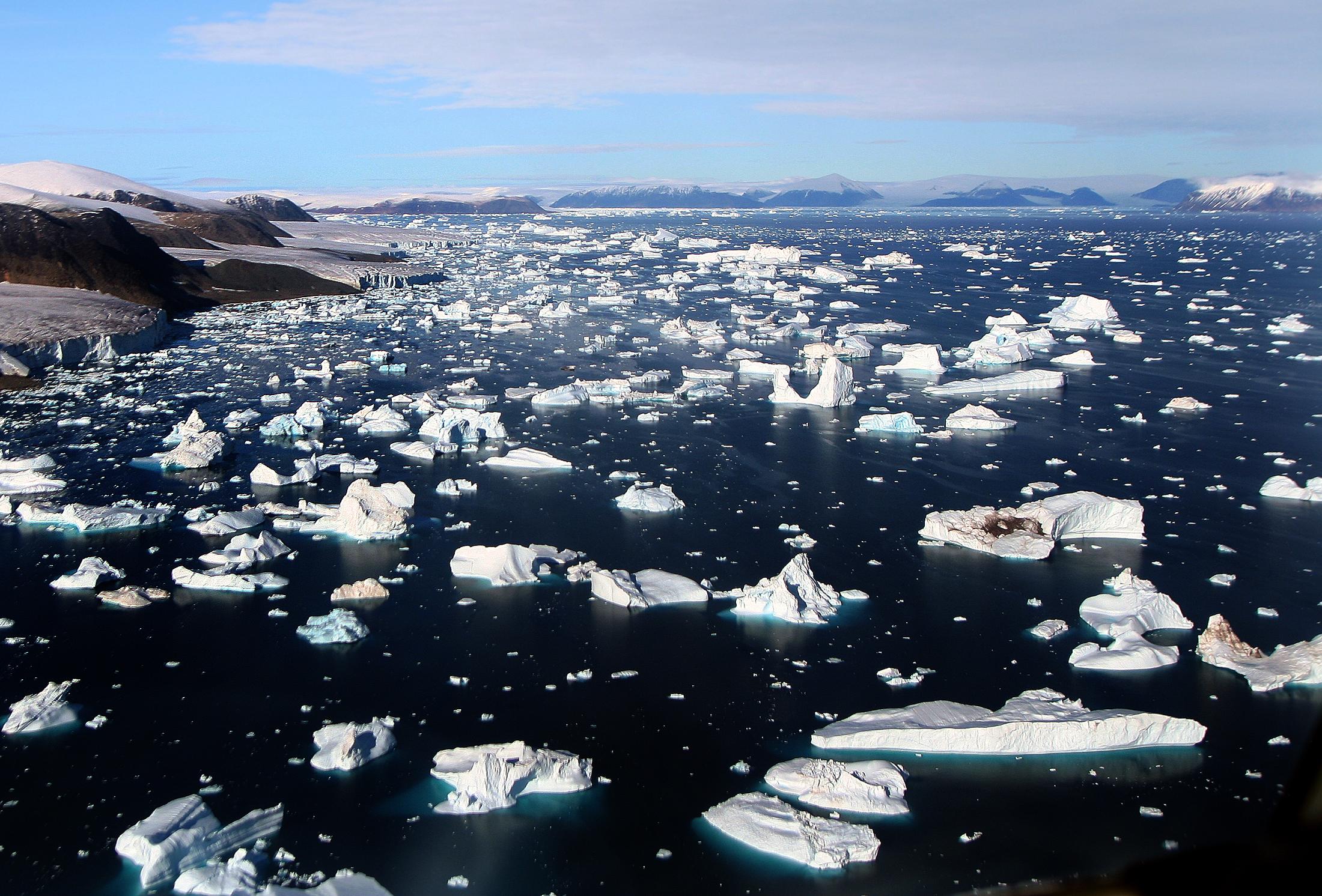 Severný ľadový oceán