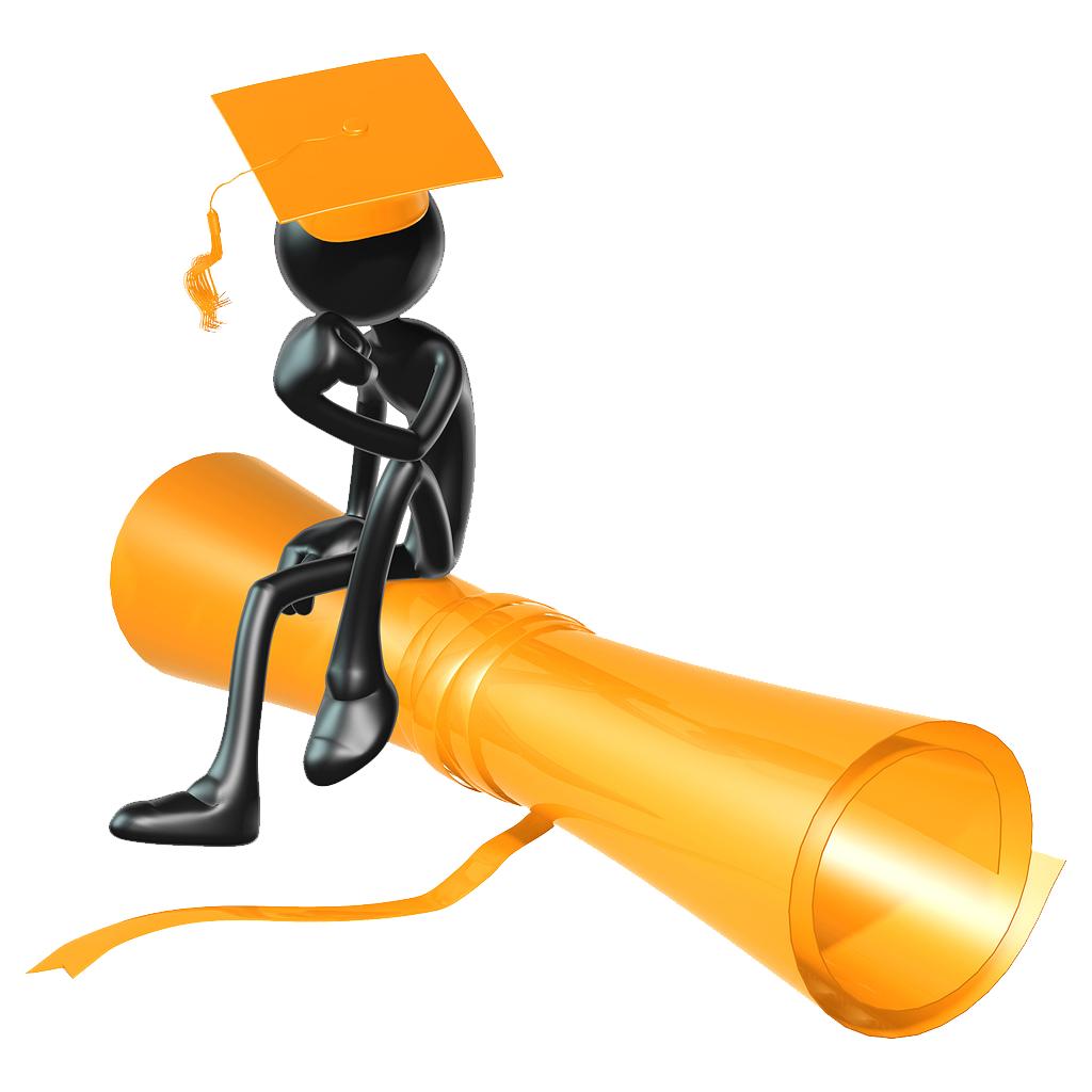 Animated Graduation Clip Art