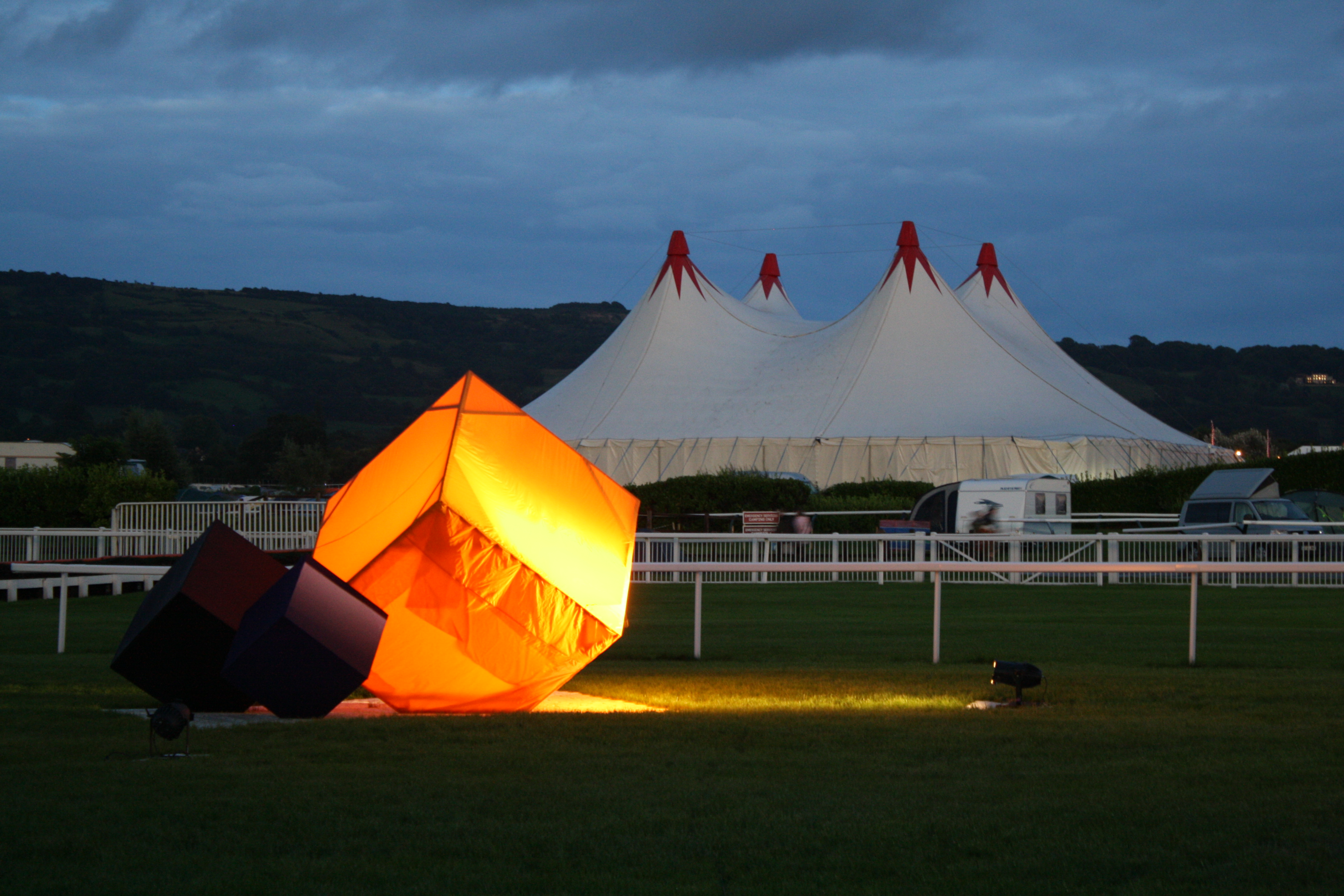 FileGreenbelt 2012 festival symbol and  Big Top  tent.jpg & File:Greenbelt 2012 festival symbol and