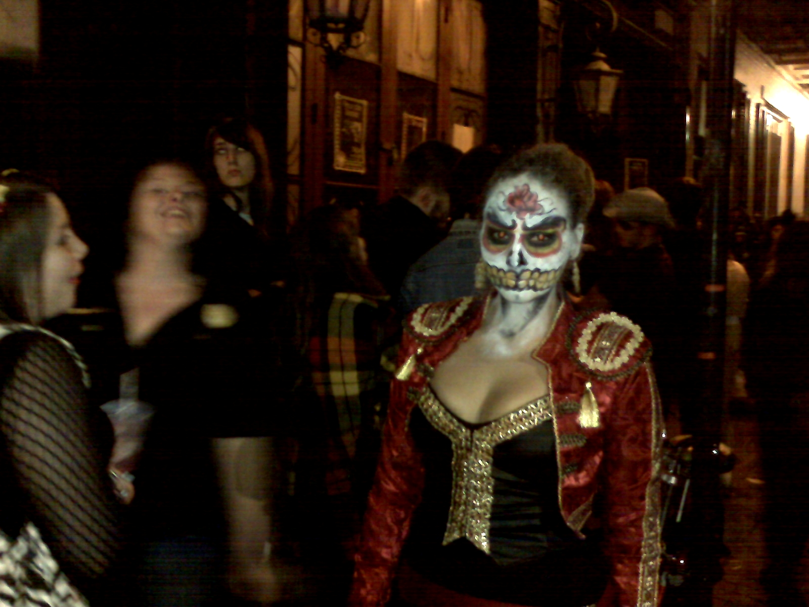 halloween new orleans party