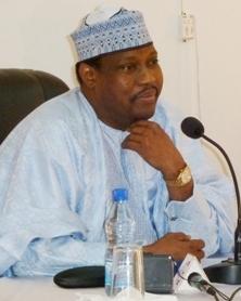Hama Amadou Nigerien politician