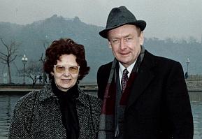 Harry Ott German politician (1933-2005)